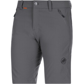 Mammut Hiking Korte Broek Heren, titanium